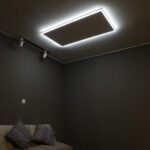 infrared heating panel with led lighting (1)
