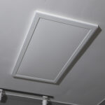 infrared heating panel with led lighting 2